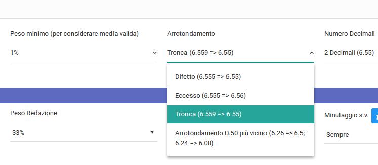 Arrotondamento / Numeri Decimali | Fantacalcio-Online