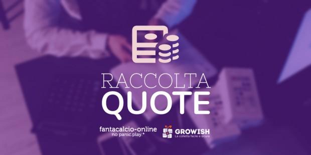 Raccolta Quote Online con Growish e Fantacalcio Online